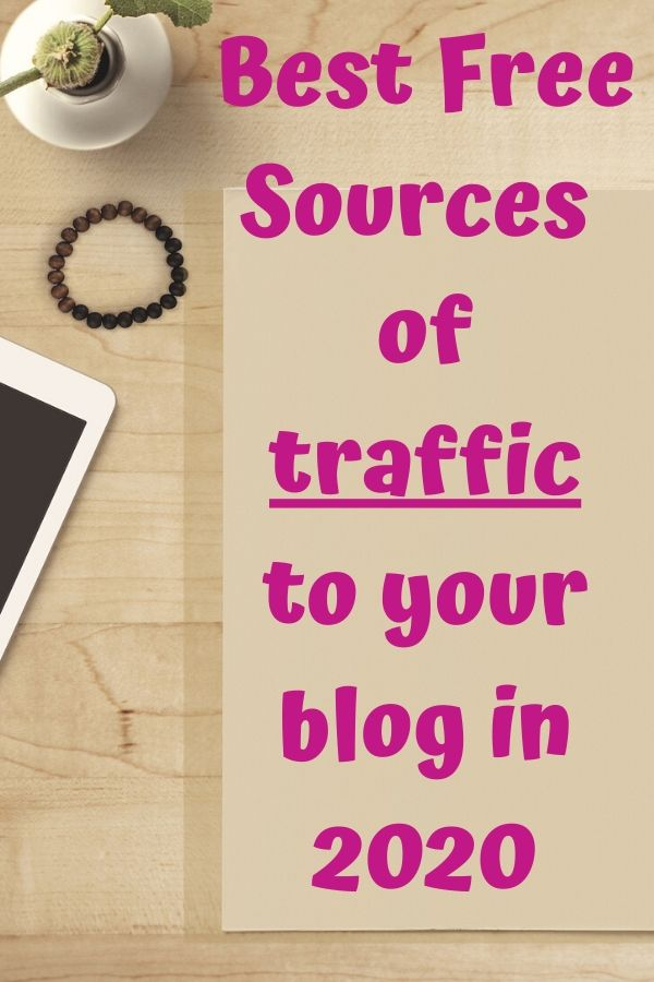 As a beginner, getting FREE traffic to your blog is the way to go. Check out this guide to help you get more eyeballs for your content.