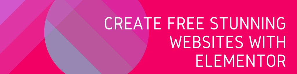 How to create a wordpress website with elementor from scratch